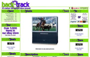 Back-Track 2003 History
