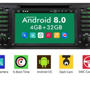 GA9201B eonon android apple carplay radio in dash