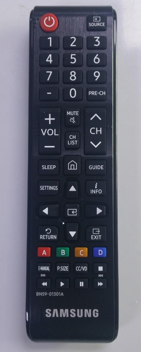 NEW Sony TV Remote Control 4K LED KD-55X750F