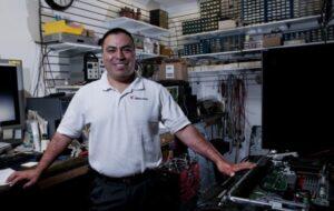 nestor perez back-track electronics repair
