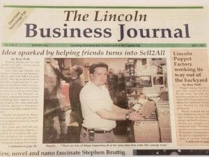 Brandon Dupsky Newspaper Article