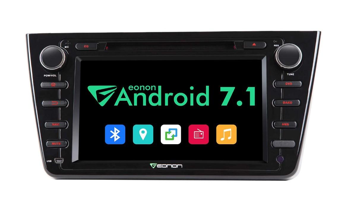 We Repair Eonon GA8198 Android Car Head Unit